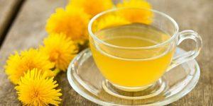 Benefícios Chá de Dente de Leão