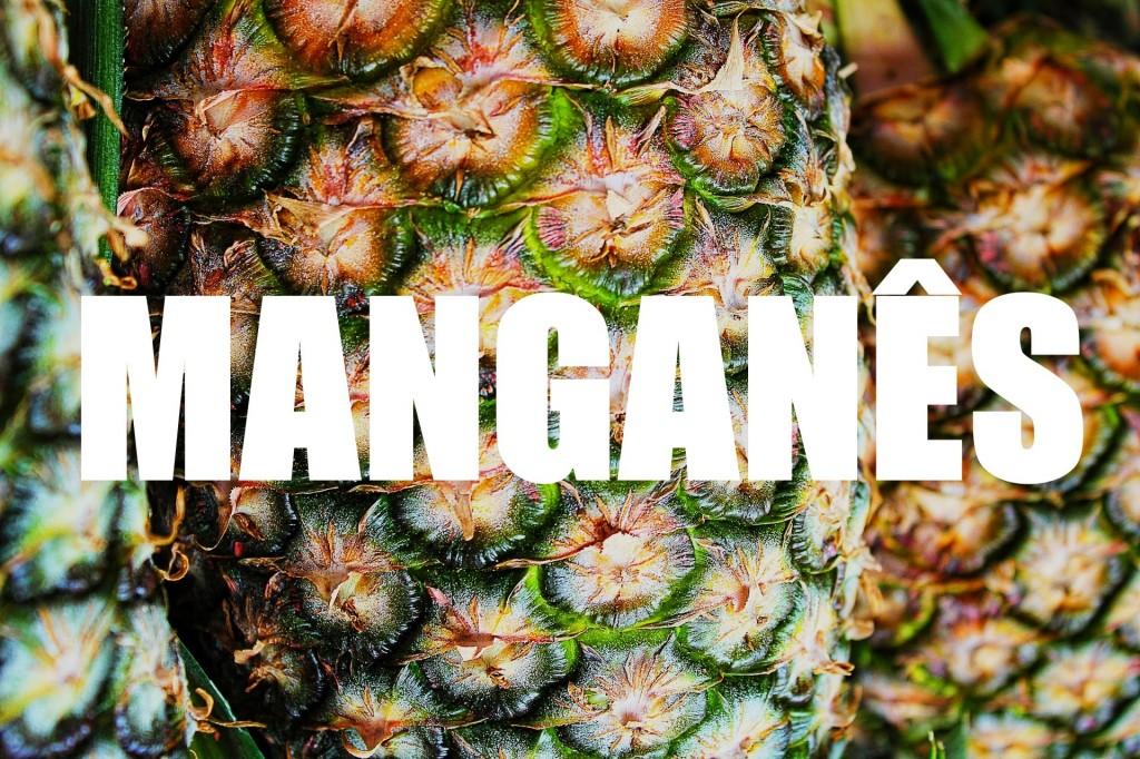 o que é manganês?