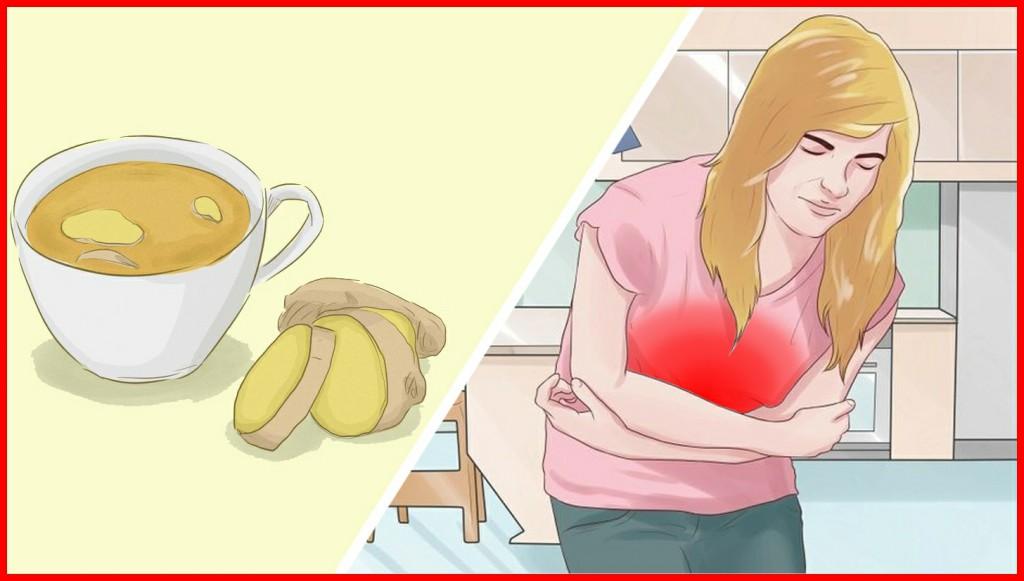 Remédio Caseiro Para Tratar a Gastrite em 2 Dias!