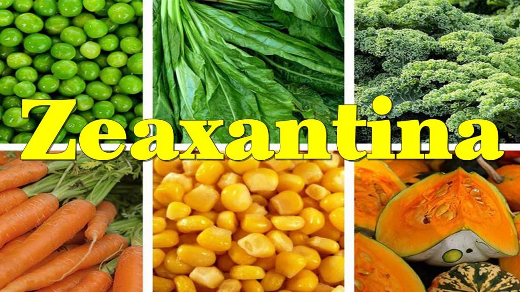 benefícios da zeaxantina