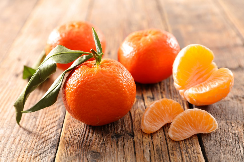 beneficios da tangerina