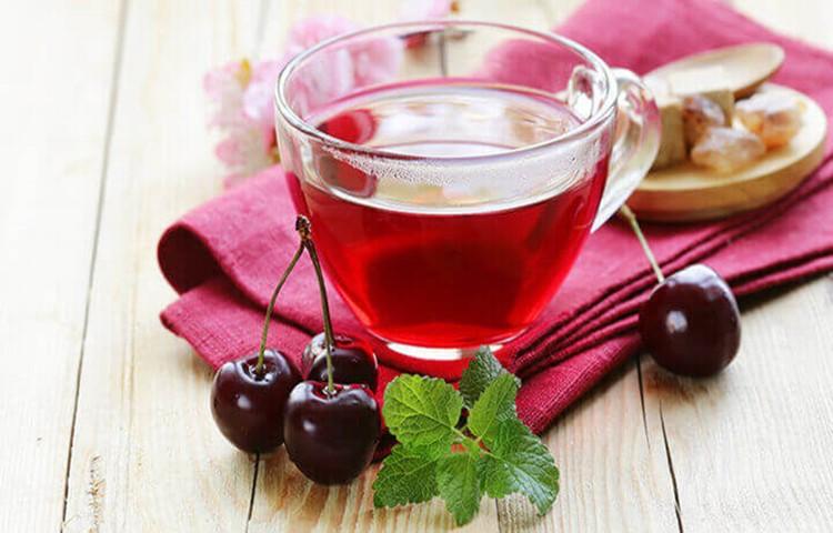beneficios do cha de cereja