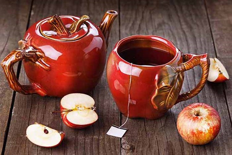 Chá de Maçã e Limão Chá Mais 30 sachês-3