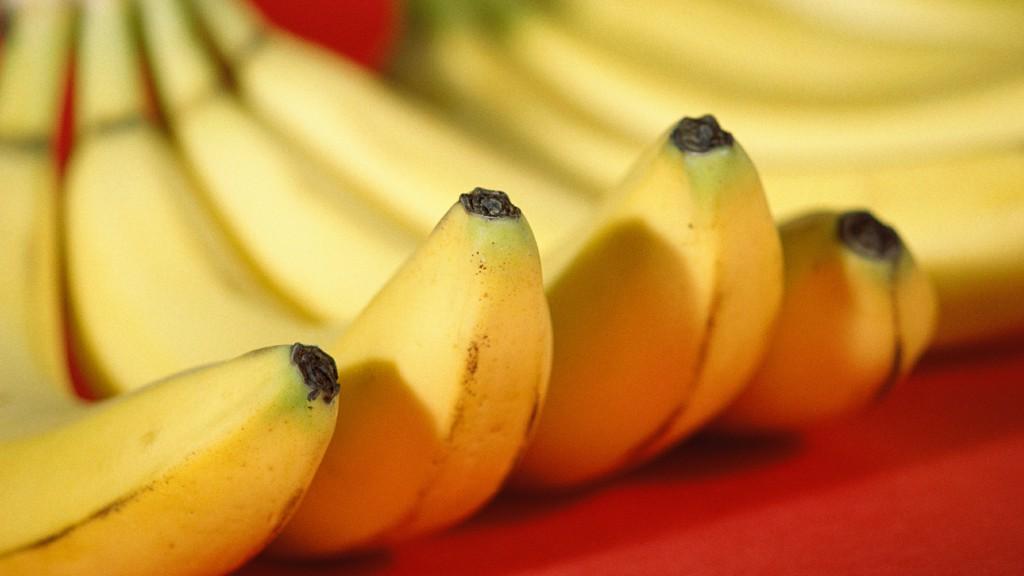 banana melhora o sistema nervoso