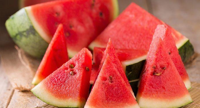 melancia ajuda na perda de peso