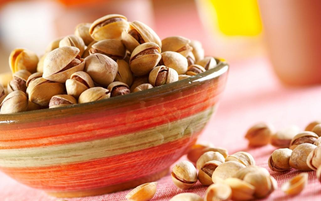 pistacheé fonte de vitamina A e E
