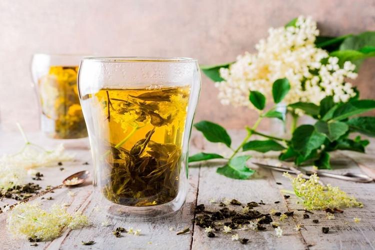 Os 20 Benefícios do Chá de Sabugueiro Para Saúde