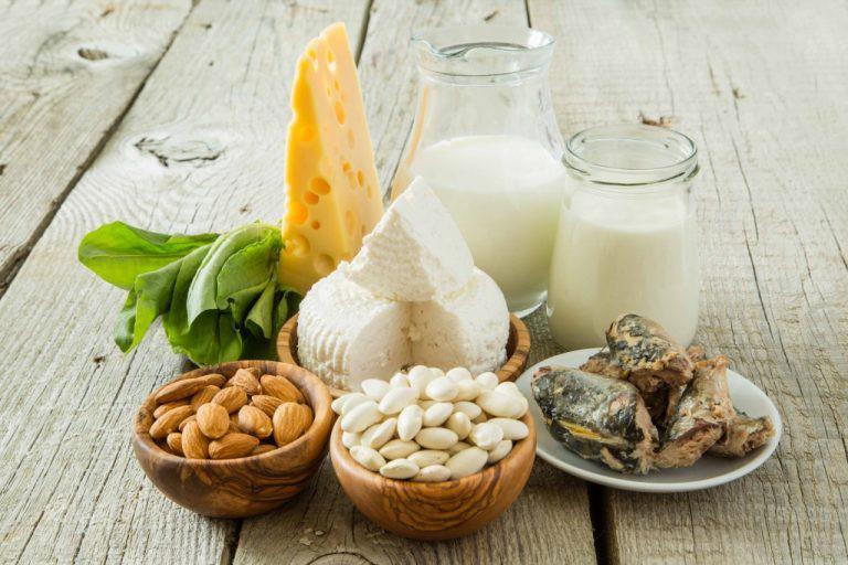 quais os benefícios do cálcio?