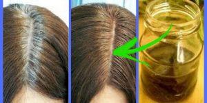 eliminar cabelos grisalhos