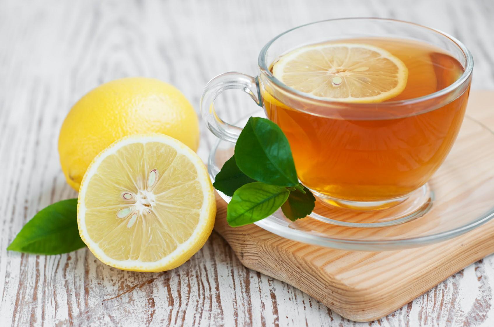 Os 20 Benefícios do Chá de Limão Para Saúde