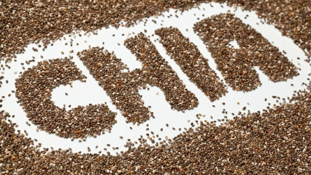 Chia estimula perda de peso:  veja 30 benefícios da planta