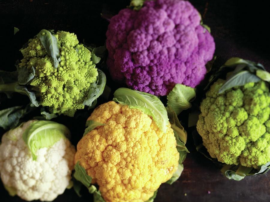 Os 30 Benefícios da Couve Flor Para Saúde
