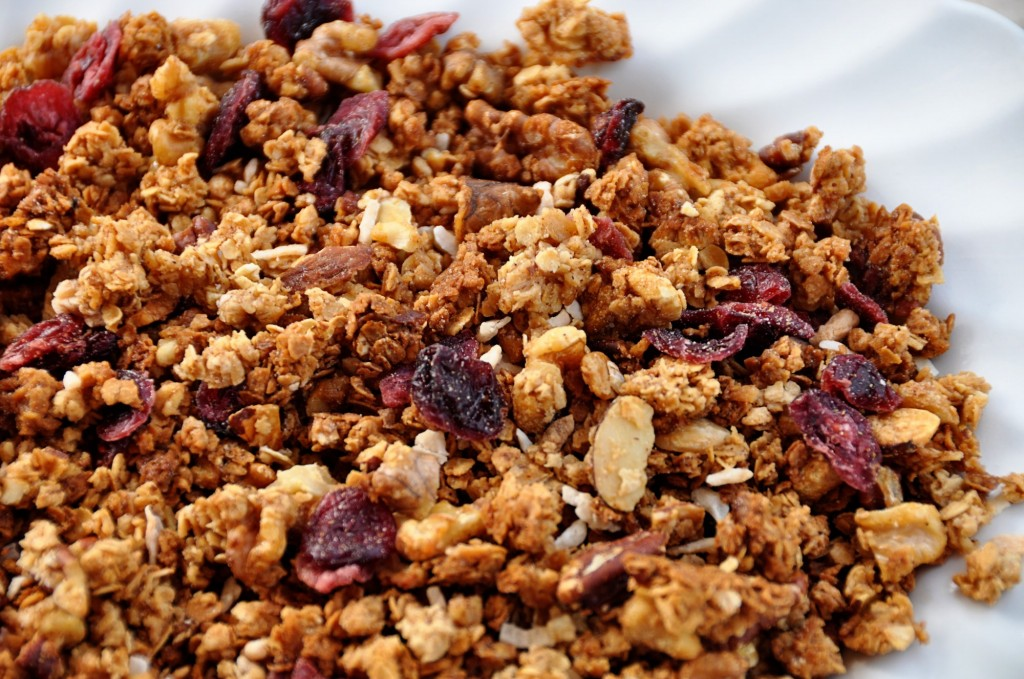 granola beneficios