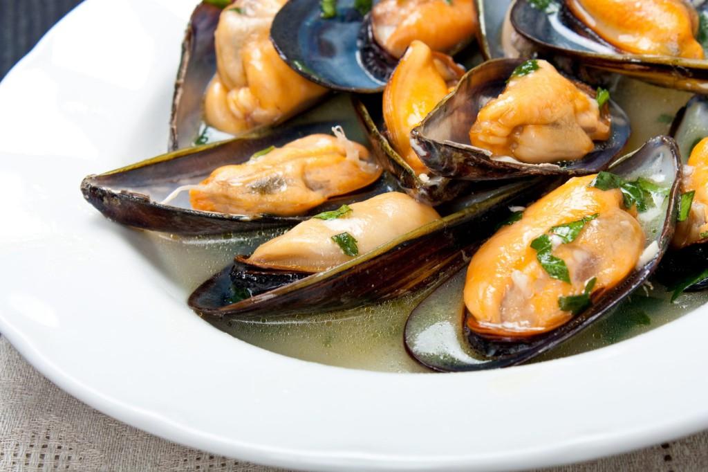 Os 12 Benefícios do Marisco Para Saúde