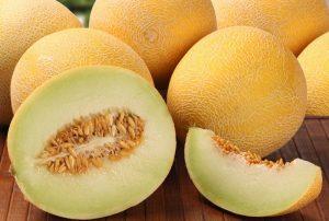 benefícios do melao