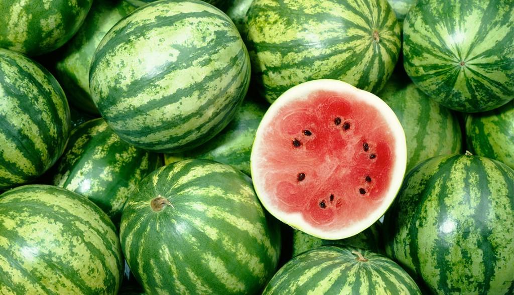 frutas que emagrecem melancia