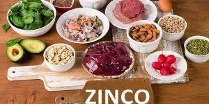 o que é o mineral zinco?