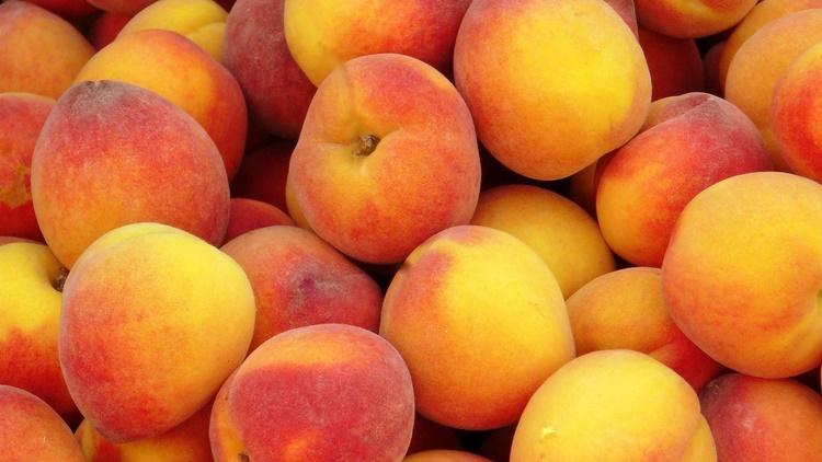 pêssego melhora a saúde cardiovascular