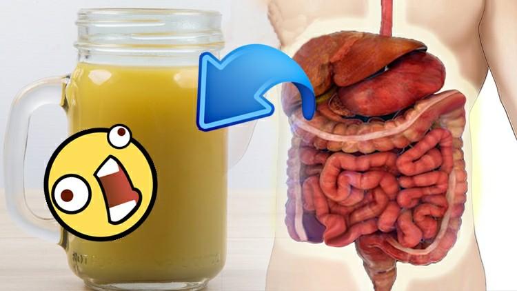 Receita Para Limpar as Toxinas e Purificar seu Corpo!