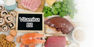 para que serve a vitamina B2?