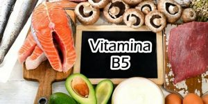 quais os sinais da deficiência da vitamina B5?
