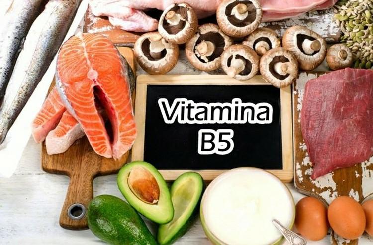 Vitamina B5 – O Que é, Benefícios e Deficiência!