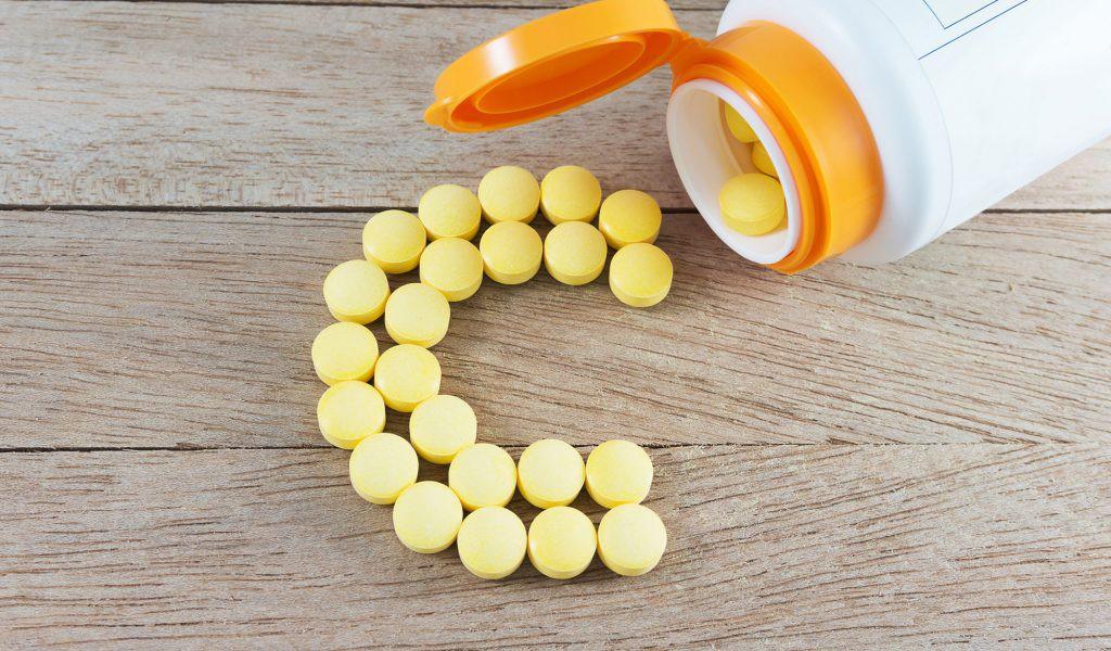 qual a função da vitamina C?
