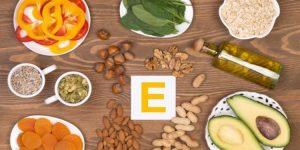 o que é a vitamina E?