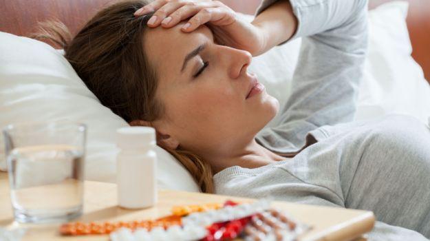 dor de cabeça ou enxaqueca