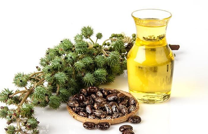 quais os benefícios do óleo de rícino?