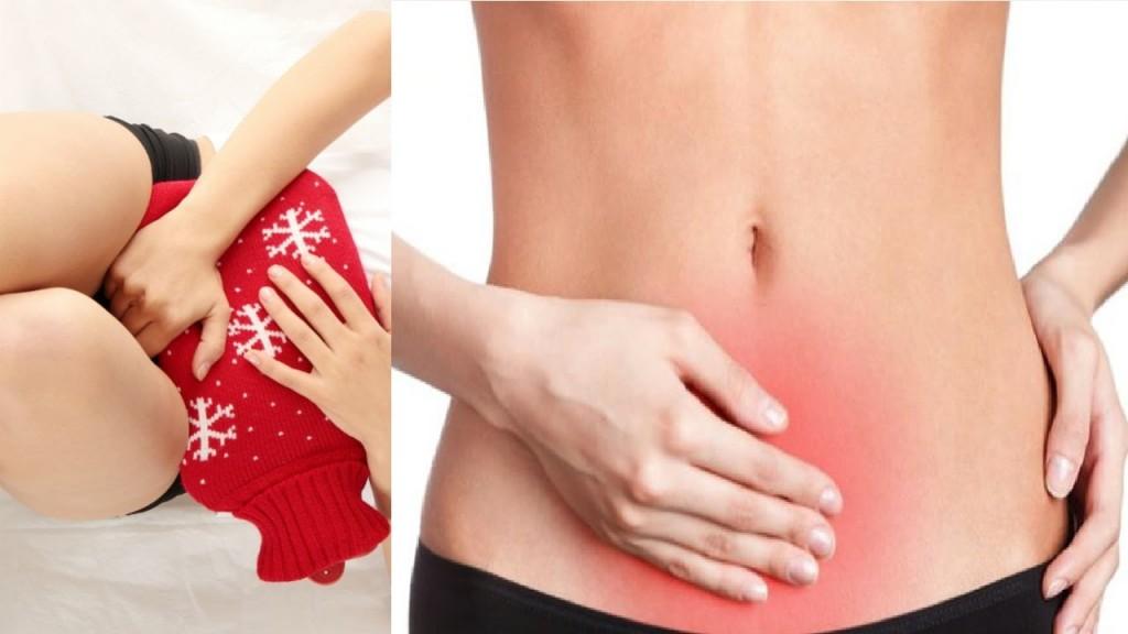 o que provoca cólicas menstruais?
