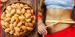 quais os benefícios das amêndoas para perder peso?