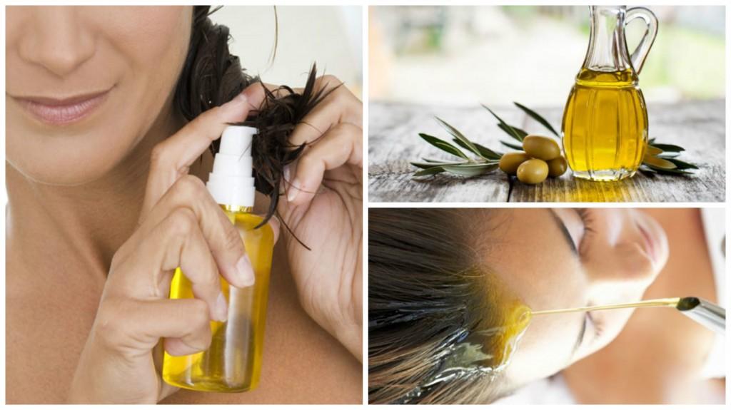 beneficios do azeite de oliva para o cabelo