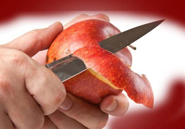 quais os benefícios da casca de maçã?