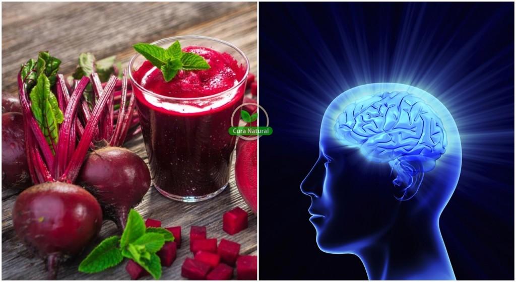 beneficios da beterraba para cerebro