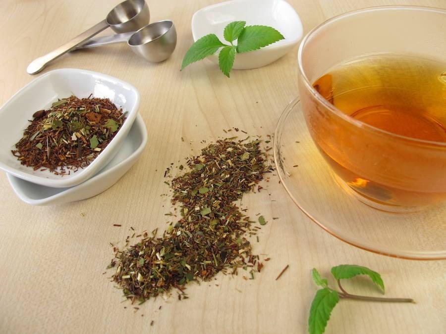 quais os benefícios do chá mate com mel?