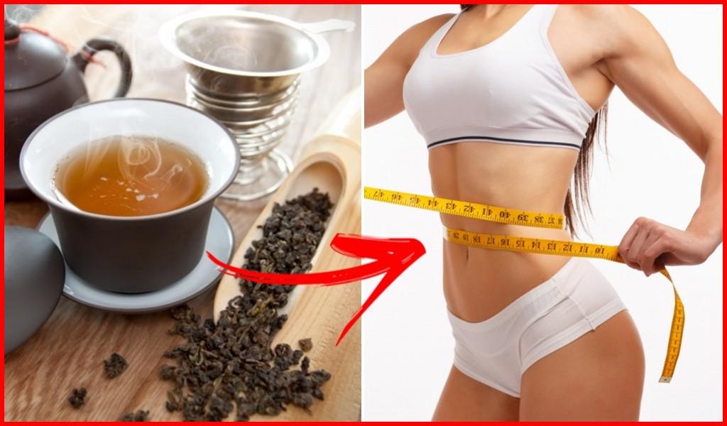 receitas de cha de oolong para perda de peso