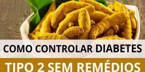 dicas para controlar a diabetes tipo 2