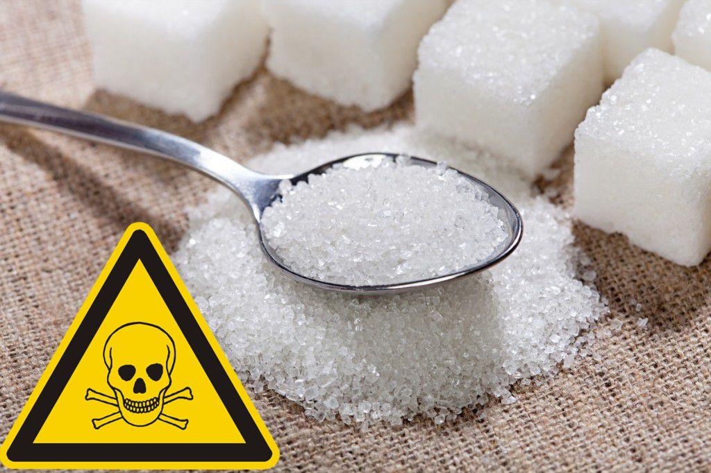 como deixar o açúcar