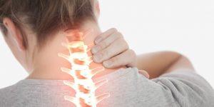 aliviar a dor no pescoço