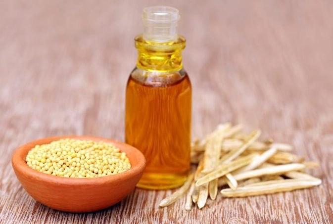 efeitos colaterais do oleo de mostarda