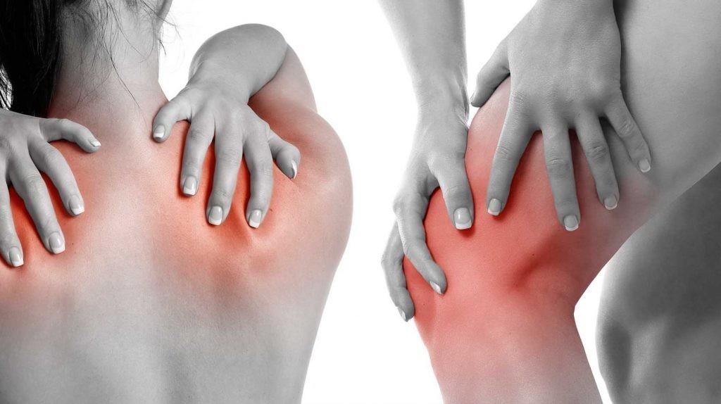 eliminar dor muscular