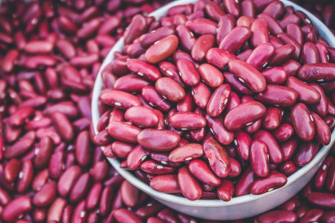 quais os benefícios do feijão vermelho?