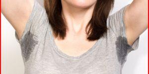 possíveis causas de que você tem hiperidrose