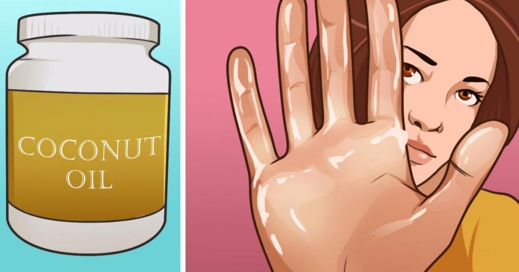 formas de usar óleo de coco na rotina de beleza