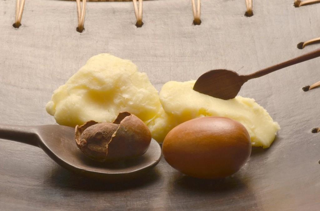 beneficios da manteiga de Karité