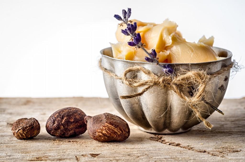 manteiga de Karite