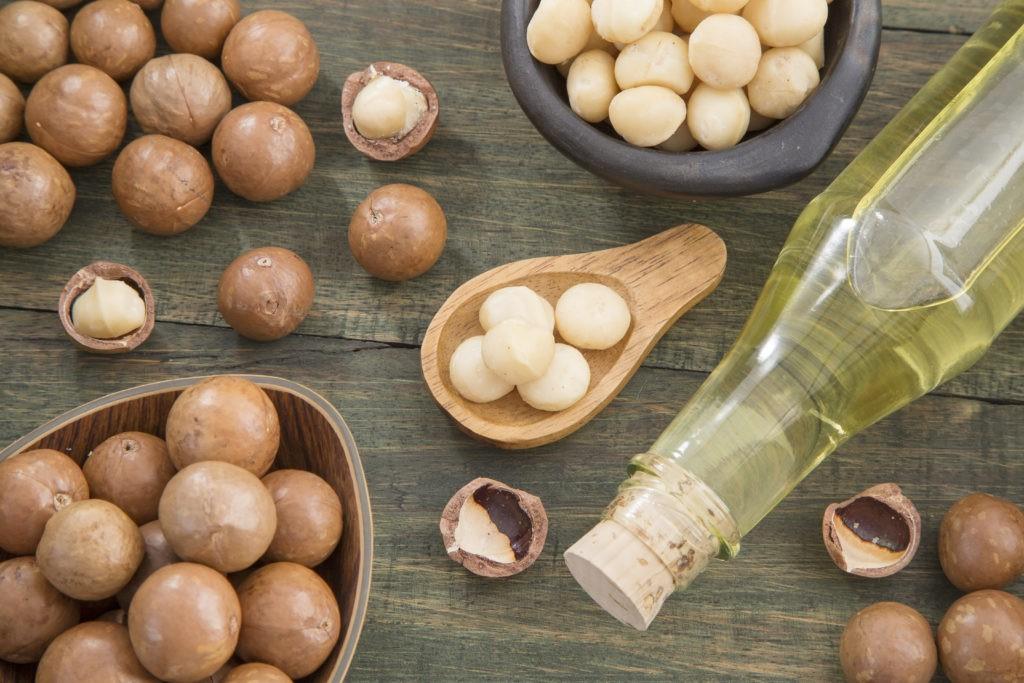 beneficios do oleo de macadamia