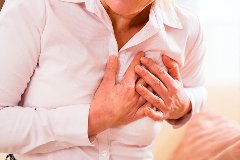 sintomas de parada cardíaca