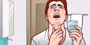 remedios caseiros para dor de garganta
